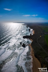 the wazes of summer (Teo Morabito) Tags: beautiful view earth perspective picture teo australia helicopter most curvature morabito mbpictures