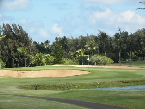 Turtle Bay Colf Course 205