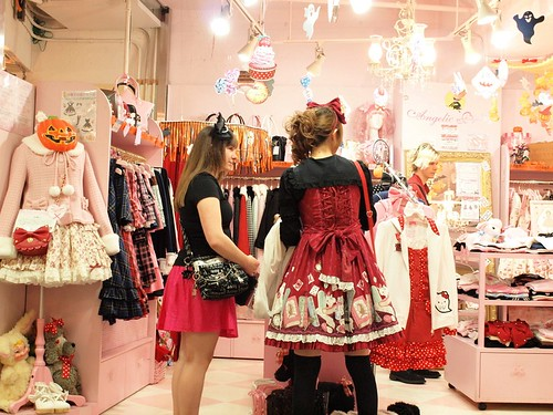 Angelic Pretty at Laforet