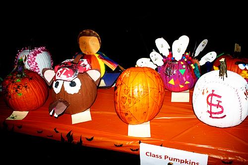 class-pumpkins
