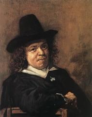 Frans Post c.1655 - Artist: Frans Hals