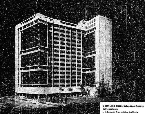 3410 north lake shore drive 1951 ad