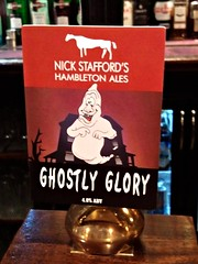 Nick Stafford's Hambleton Ales, Ghostly Glory, England