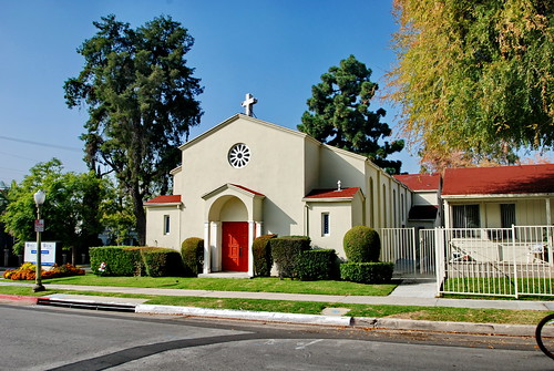 Los Feliz United Methodist Church, Claude A. Faithfull, Architect 1938 by Michael Locke