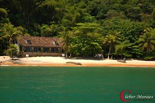 Ilha Deserta - Paraty - RJ - Brasil