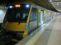 Cityrail's New waratah Train or A Set - A3 (Photography Perspectiv) Tags: city train suburban rail passenger waratah edi cityrail iphone aset greensquare