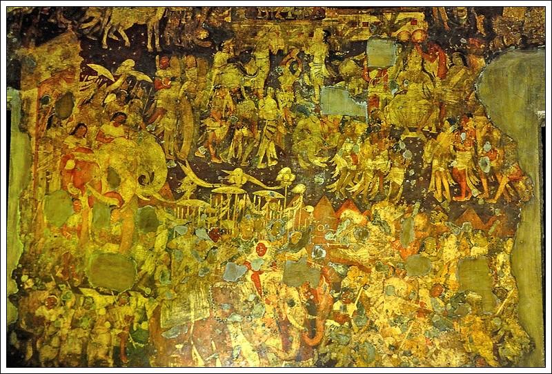 1第十七窟壁畫1