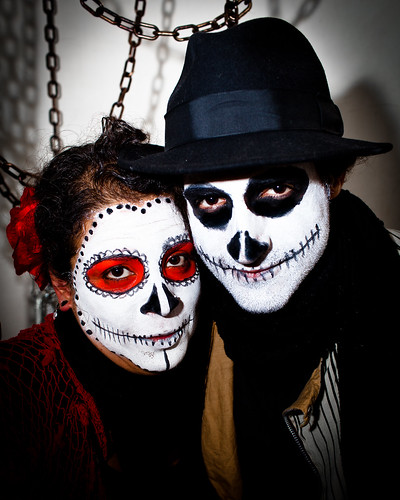 Day Of The Dead Duo by SoulStealer.co.uk