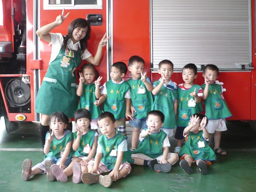 大觀消防隊參訪
