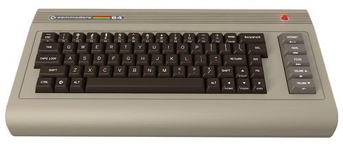 "Az ""új"" Commodore 64 #1"