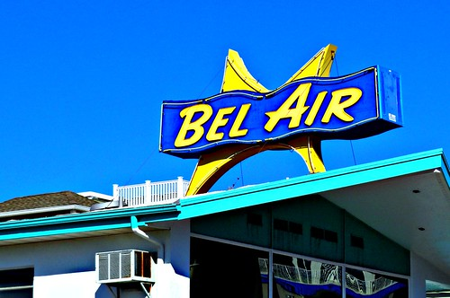 Bel Air Motel Wildwood NJ
