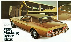1973 Ford Mustang Hardtop (coconv) Tags: pictures auto door old 2 two classic cars ford hardtop car vintage magazine advertising cards photo flyer automobile post image photos antique album postcard ad picture images advertisement vehicles photographs card photograph postcards vehicle autos mustang collectible collectors brochure coupe 1973 automobiles 73 dealer prestige