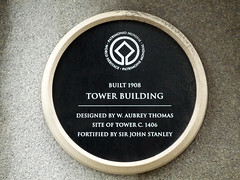 Photo of Black plaque number 7909