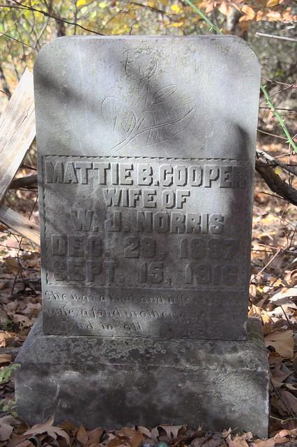 Mattie B. Cooper