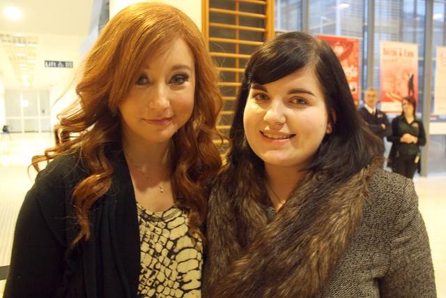 Me and Tori Amos