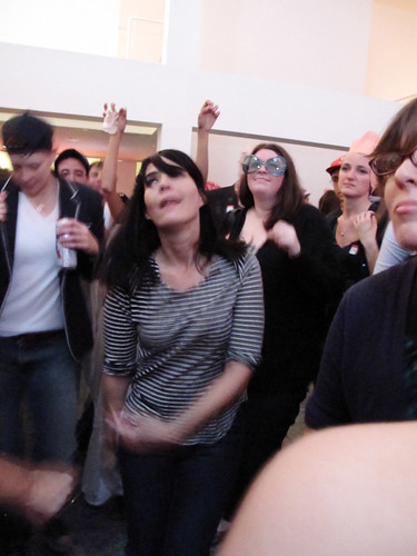 Kathleen Hanna at the High Museum 0200