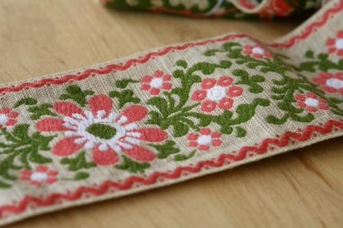 thick woven ribbon