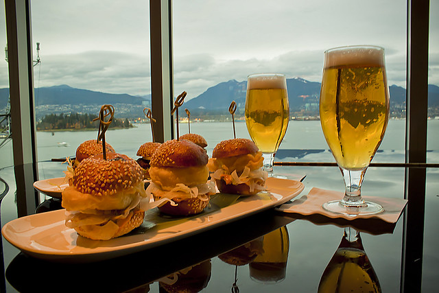 2011 Grey Cup Halibut and Beef Sliders for $17.99