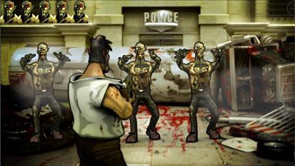 Zone Of  Zombies bonus game