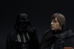 Luke Skywalker - Darth Vader