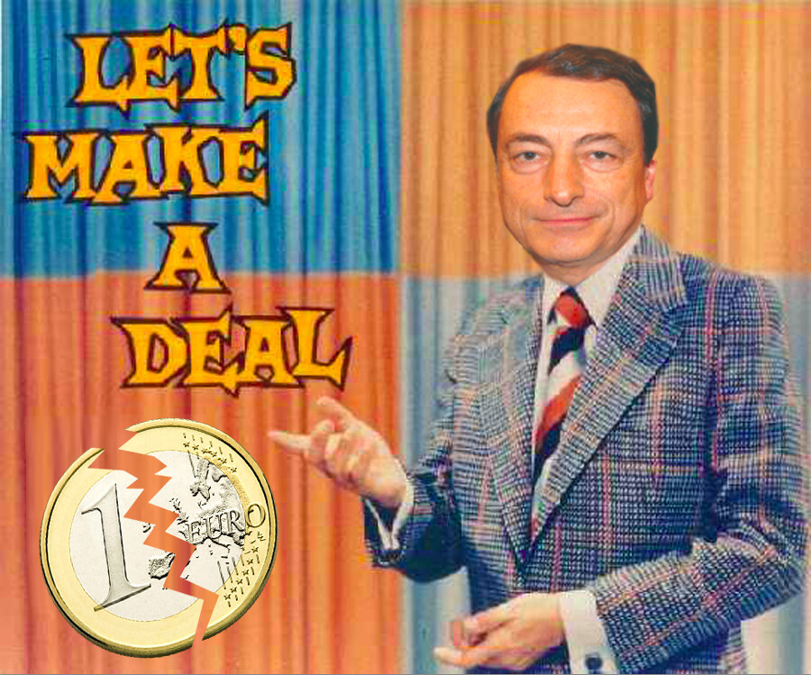 LET'S MAKE A DRAGHI