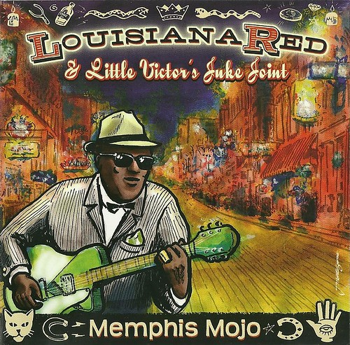 Louisiana Red Memphis Mojo CD