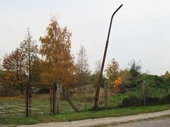 Abandoned area (.patrick.) Tags: autumn fall abandoned industry lamp lampe rust streetlamp decay herbst rusty lamppost ddr laterne rost industrie gdr rostig verlassen industrialarea ostalgie verfall industriegebiet laternenmast lampenmast strasenlaterne strasenlampe