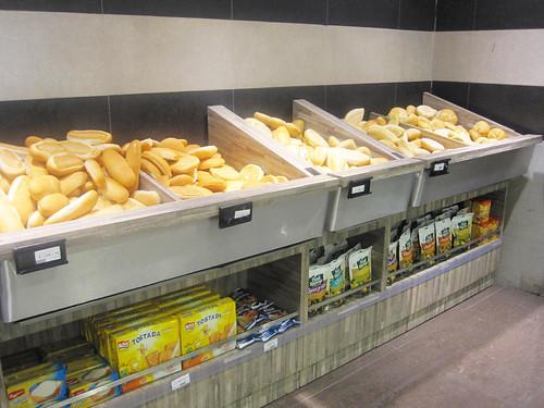 хліб на вагу
