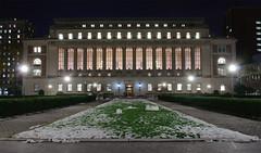 Butler Library, Columbia University (InSapphoWeTrust) Tags: newyork manhattan columbiauniversity 2011
