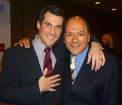 Sean Maher and Greg Hernandez