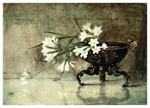 012-Flores de la aurora-The flowers I love 1917- Katharine Cameron