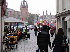 233/365:  WINKELEN / SHOPPING IN KORTRIJK (Anne-Miek Bibbe) Tags: november nederland belgië westvlaanderen kortrijk courtrai vlaanderen 2011 bibber bibbe 13november annemiekbibbe