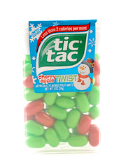 Tic Tac Holiday