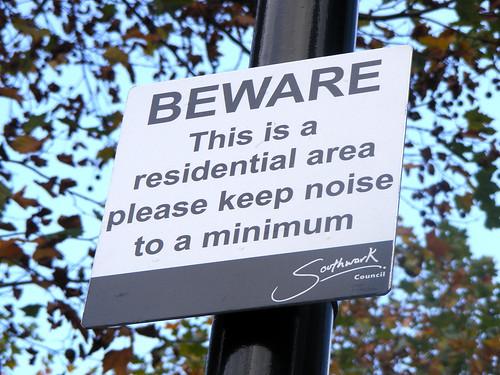 """""""Beware of the locals"""""""