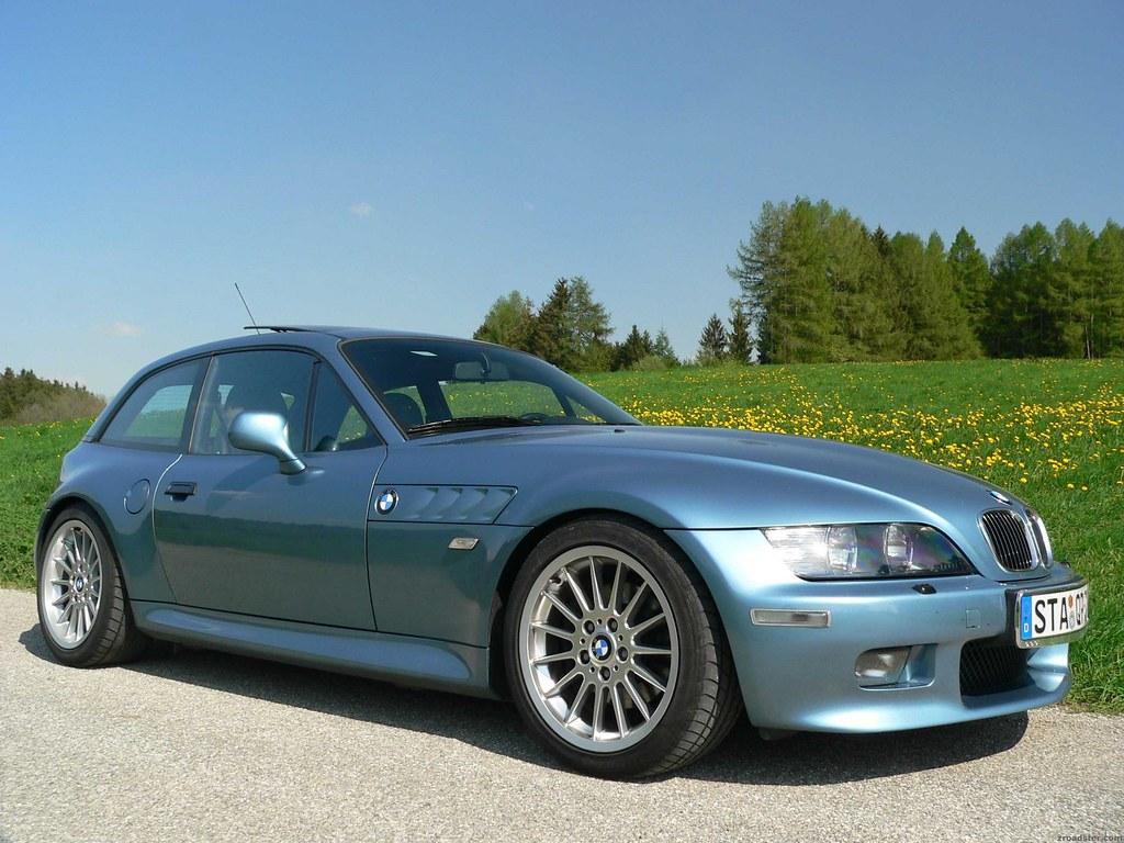 M54b30 Z3 Coupe Atlanta Blue Black Coupe Cartelcoupe Cartel