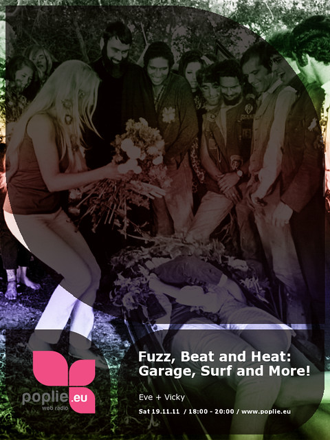 Eve+Vicky Fuzz, Beat & Heat: Garage, Surf and more!