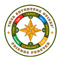 Adventure Guides 4 Color Circle Logo