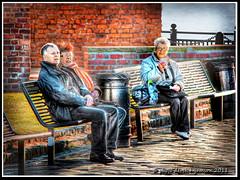 NOVEMBER  SUNSHINE (Derek Hyamson (5 Million views)) Tags: liverpool candid hdr mersey
