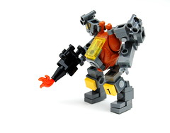 Turkey Assault Mech (Cam M.) Tags: thanksgiving dinner turkey kill you awesome assault roast beast epic mech deadly