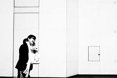guruguru (kibayashi) Tags: life blackandwhite bw monochrome japan tokyo town blackwhite walk picnik sentimental incomplete k7 blackwhitephotos