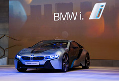 BMW i8 Concept (A7design1) Tags: cars electric day 4 ghost bikes automotive bmw mission concept press  electriccar mobility impossible tokyobigsight protocol i8 2011 tokyomotorshow   fu