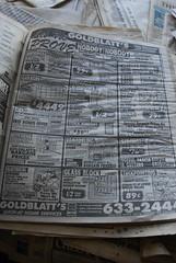 Goldblatts (nitram242) Tags: chicago shopping store goldblatts departement chicagoist