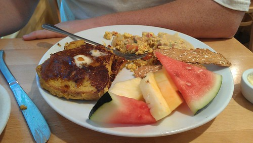 matt's vegan brunch at real food daily