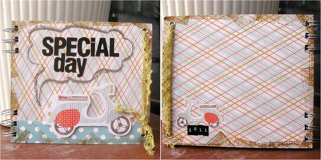 "Mini-album ""Special day"""