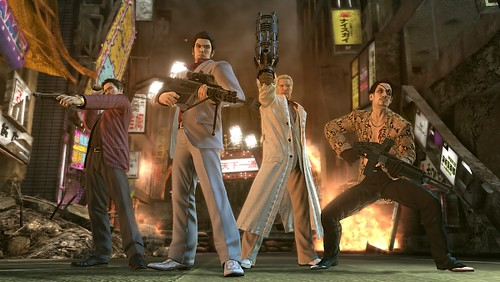 Yakuza: Dead Souls Is A Zombie Showdown