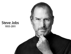 Steve Jobs, 1955-2011. (nk@flickr) Tags: apple jobs steve stevejobs 19552011