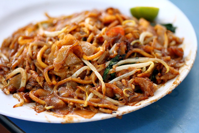 Ghim Moh Market Food Trail: Guan Kee Fried Kway Teow