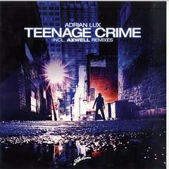 Adrian Lux – Teenage Crime