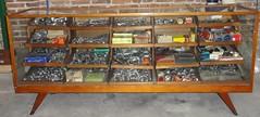 My collection of parts (coventryeagle48) Tags: pierre champion super campagnolo simplex ambrosio cinelli weimann lyotard modolo gaslo unibersa