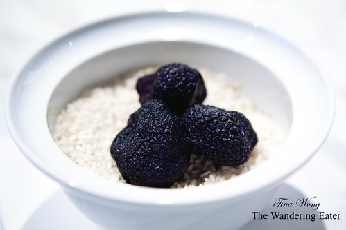 My Périgord black truffles sourced from Gourmet Attitude